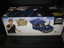 1/18 GREENLIGHT DDA 1969 CHRYSLER VALIANT VF THE WOG BOY MOVIE CAR LTD ED