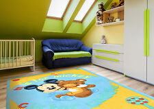#ING-11125-Rug Carpet For Kid's Bedroom Mikey Walt Disney - 200x140cm Farah1970