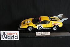 Kyosho Trankit Ferrari 512 BB IMSA 1:18 #85 Pilette / Blaton / Touroul LM (PJBB)