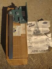 Little Giant 4 in 1 Metal Worker Tool With box. Dated 1969 & appears unused.