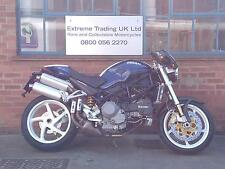 Ducati Monster 996cc MS4R S4R Stunning in Blue  2004