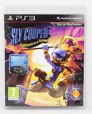 SLY COOPER LADRONES EN EL TIEMPO - PLAYSTATION 3 PS3 PLAY STATION - PAL ESPAÑA