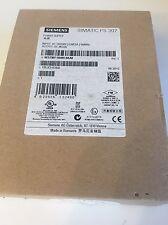 Siemens SIMATIC PS 307 6es7 307-1ba01-0aa0 (e1) power supply
