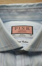 Thomas Pink striped shirt 15.1/2. 170575