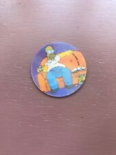 Magic Motion The Simpsons Holographic Tazo #151