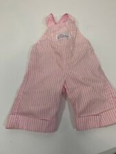 Vintage 1986 Playskool My Buddy KID SISTER Outfit Replacement Bibs