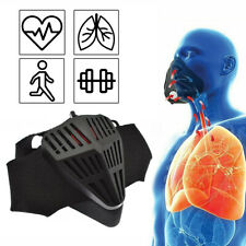 Running Fitness Mask For Workout Training Oxygen High Altitude 6 Lvls Air Flow