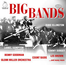 CD Swinging Big Bands von Various Artists 2CDs