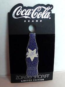 Coke Pin Zakee Shariff Limited Edition Coca Cola