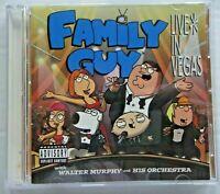 Family Guy Live in Las Vegas Original Soundtrack (CD 2005) Ex. Condition