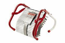 Emergency Fire Escape Ladder 3-Story Kidde Anti-Slip Rungs 25-Ft Safety Free S&H