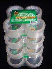 Duck Brand Standard Packaging Tape 16 Rolls 188 Inch X 546 Yard