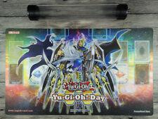 Yu-Gi-Oh! Day 2018 Mekk-Knight Spectrum Supreme Playmat TCG Duel Mat Free Tube
