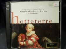 Jacques Hotteterre - Complete Wind Music  -2CDs