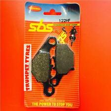 50 Street Magic 1997 On SBS Front Brake Pads Ceramic Set EO QUALITY 122HF