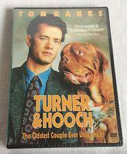 Turner & Hooch DVD 2002 New Sealed