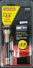 Craftsman 34-93660 aluminum tool LED Flashlight with holster