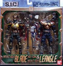 New BANDAI S.I.C. Vol.37 Kamen Rider Masked Rider Blade Jack Form & Leangle