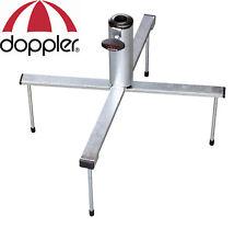 Doppler Rasenspieß klappbar für Sonnenschirme 25 - 38 mm Erdspieß Schirmständer