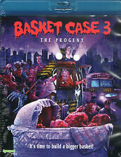 Basket Case 3 Blu Ray Synapse Frank Henenlotter Horror Gore Creature