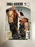 Skullkickers (2010) # 1 (NM) Variant Larry's Limited Edition