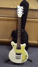 *First Act Volkswagen Garage Master White Electric Guitar w/ Soft Case