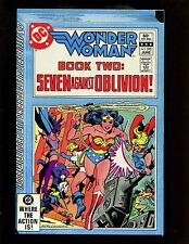 Wonder Woman #292 VF Andru Colan Zatanna Supergirl Madame Xanadu Phantom Lady