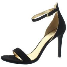 Harper Gamuza Para Mujer Michael Michael Kors D 'ORSAY Vestido Sandalias Zapatos BHFO 3484