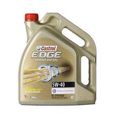 Castrol EDGE TITANIUM FST 5W-40 Turbo Diesel Öl 5 Liter GM-LL-A/B-025 Renault 5L