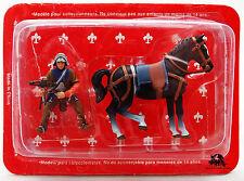 Figurine Médiéval Altaya Cavalier Arbalétrier Suisse XVe siècle Lead Soldier
