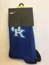 Nike Kentucky Wildcats Logo Socks Small Sx5721 480