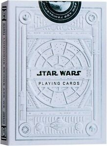 Theory11 Star Wars Silver Edition Deck Premium Playing Cards - THE LIGHT SIDE