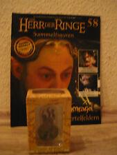 Señor de los anillos recolector-personaje: Smeagol dc schwertelfeldern (nº 58) + embalaje original + cuaderno