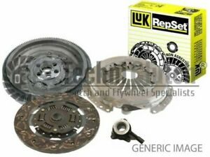 FOR AUDI A3 2.0 TFSI QUATTRO LUK FLYWHEEL & CLUTCH 200 09/04-08/12 AXX BWA HBK