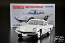 [TOMICA LIMITED VINTAGE LV-169a 1/64] MAZDA COSMO SPORT 1967 (White)