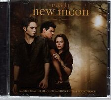 TWILIGHT: NEW MOON - Original Soundtrack - CD Album *FREE UK P&P*