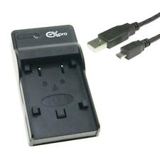 USB Battery Charger for Canon NB-2L NB-2LH EOS 350D 400D G7 G9 ZR100 ZR200 MV5