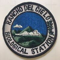 Vtg Rancho Del Cielo Biological Station Mexico Patch University Texas Research