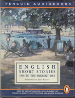 English Short Stories 1950 to the Present Day 2 Cassette Audio Book Unabridged