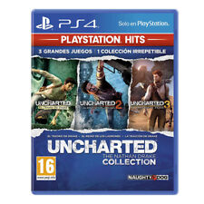 Juego Sony PS4 hits Uncharted Collection Pgk02-a0023619