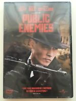Public enemies DVD NEUF SOUS BLISTER Michael Mann - Johnny Depp