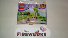 Lego Friends 30107 Birthday Party / minifigure New in Sealed bag, free shipping