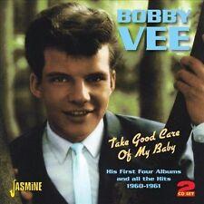 Take Good Care of My Baby [Jasmine] by Bobby Vee (CD, Jun-2012, 2 Discs,...