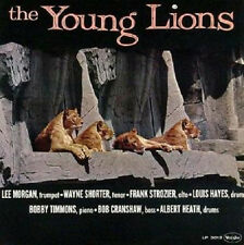 Lee Morgan & Wayne Shorter THE YOUNG LIONS Vee Jay NEW SEALED VINYL RECORD LP