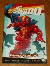 Red Tornado Family Reunion by Kevin VanHook (Paperback, 2010)< 9781401227630