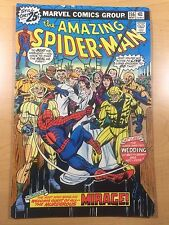 MARVEL Comics THE AMAZING SPIDER-MAN #156 Wedding KEY Issue Ships FREE! VG (4.0)
