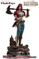 Steam Punk Red Sonja 1/6 Figure WITH BASE TBLeague Phicen PL2019-140B USA Stock