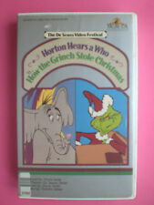 HORTON HEARS A WHO-HOW THE GRINCH STOLE CHRISTMAS  (BIG BOX PRE-CERT ORIGINAL)