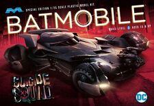"""Moebius 1/25 """"Suicide Squad"""" Batmobile Plastic Model Kit 964 MOE964"""