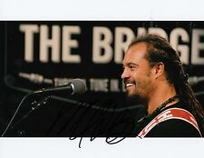 MICHAEL FRANTI signed *LIFE IS BETTER WITH YOU* Music SPEARHEAD 8X10 W/COA #3